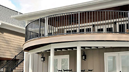 Deck Railing Material Choices