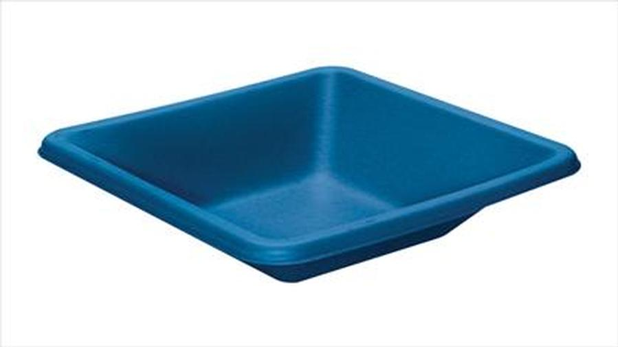 Mortar Pan #1 3cf Metal Blue