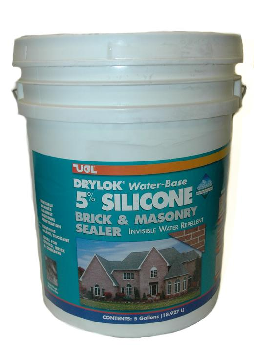 Concrete and Masonry Sealers - Drylok 5 gallon