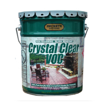 Crystal Clear Seal VOC 5 gal