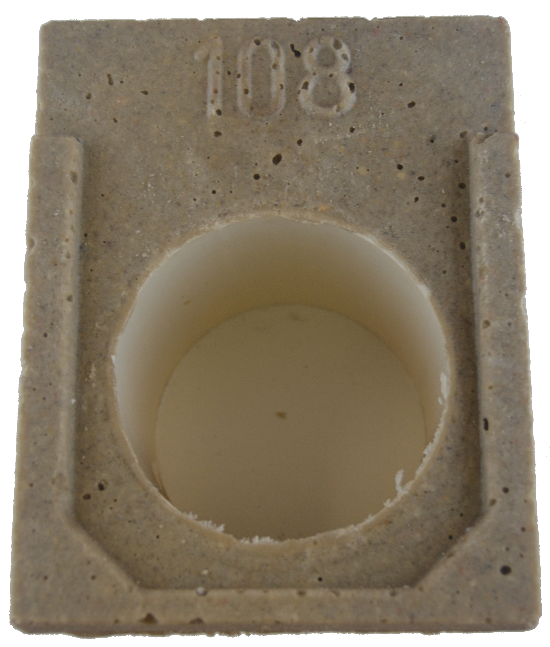 Polydrain Outlet Plate #058