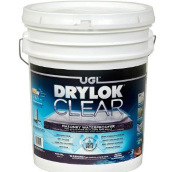 Drylok Clear Waterproofer 5gal