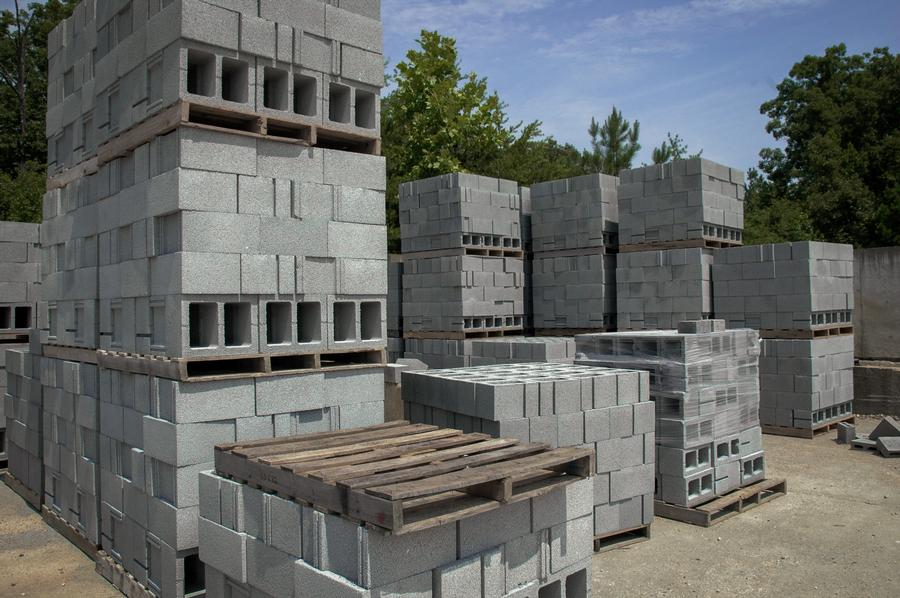 Concrete Block Hollow Lightweight