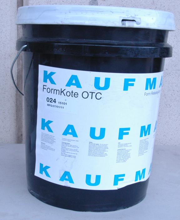 Form Release Formkote OTC 5gal