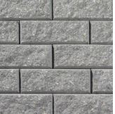 English Garden Wall Tapered Gray
