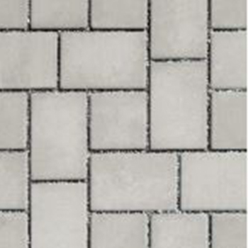 Eco Cobble Sq Pewter 16