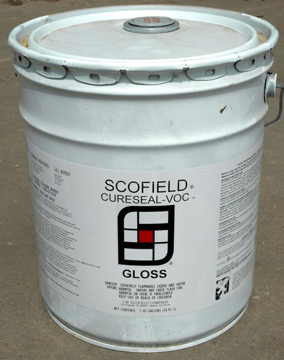Cureseal - VOC Gloss 5 GAL