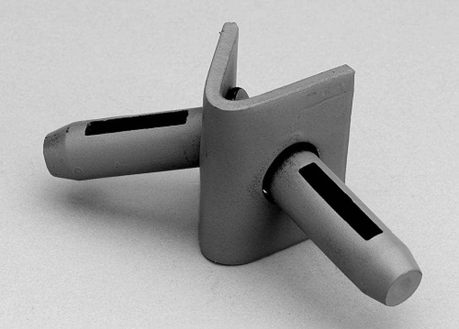 Form Angle Clip 45 with pins