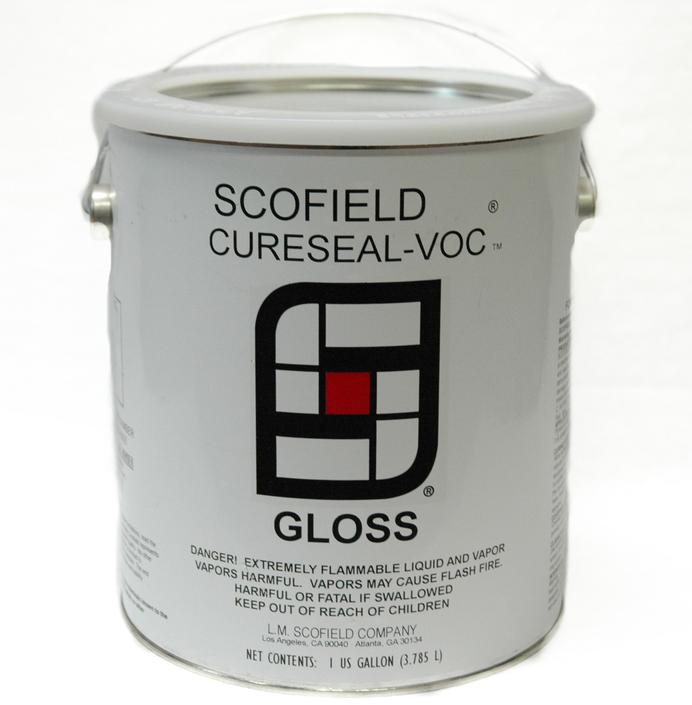 Cureseal VOC Gloss 1 gal